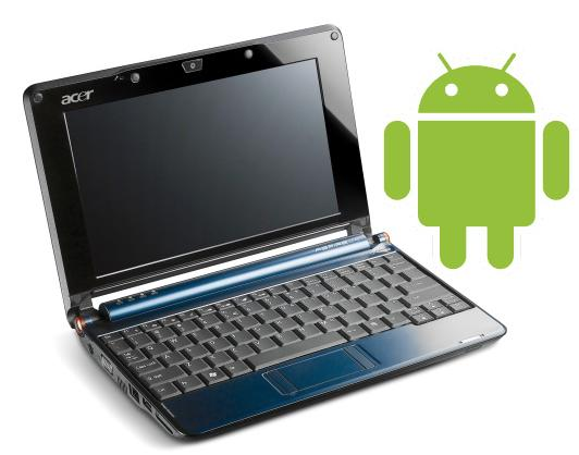 android acer netbook
