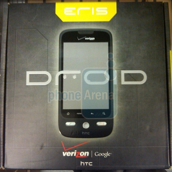HTC Eris Android