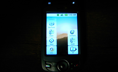 android htc titan