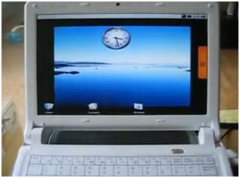 android ibuddie netbook