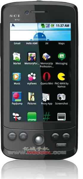 android sciphone n12