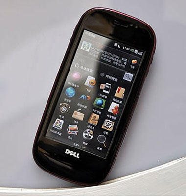 dell android mini 3iX
