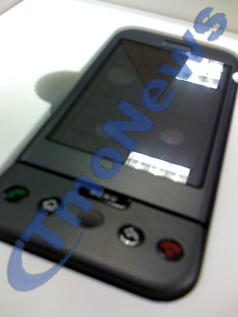 htc dream black